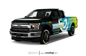 100 Signs For Trucks D F150 Short Bed Truck Wrap Design By Essellegicom