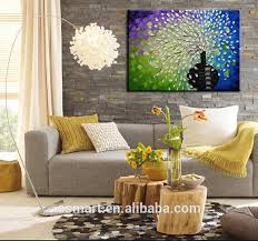 Art Photo Paper Modern Abstract Painting Cartoon Funny Animals Frog Oil Paintings 3d Wallpaper Kids Room
