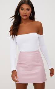 mini skirts women u0027s short skirt styles prettylittlething