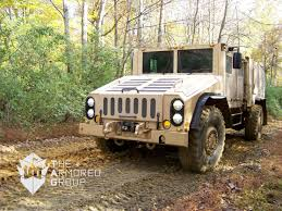 100 7 Ton Military Truck HUSKY Armored Vehicle The Armored Group