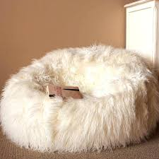 Fuzzy Bean Bag Chairs Fur Adults