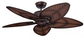 5 Palm Leaf Ceiling Fan Blades by Outdoor Tropical Ceiling Fans With Lights Neuromirror Info