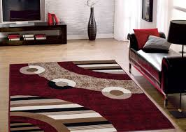 Black Red And Gray Living Room Ideas by Rugs Wonderful Black Red Rug Nuloom Paris Red 8 Ft 3 In 11 Ft