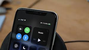 iPhone X How to view your battery percentage CNET