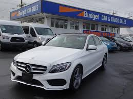 Used 2015 Mercedes-Benz C 300 Navigation, Intelligent All Wheel ...