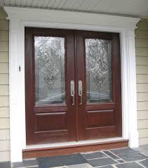 Therma Tru Entry Doors by Modern Double Entry Doors Thermatru Fiberclassic Smooth Fiberglass
