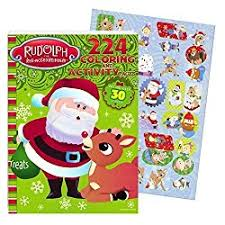 Disney Mickey Mouse Christmas Coloring Books Super Set