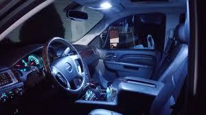 100 Led Interior Lights For Trucks Cab Lights 2014 GMC Sierra 3500HD Denali 66L Duramax
