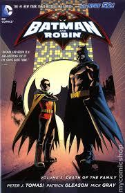 Batman And Robin HC 2012 2015 DC Comics The New 52 3