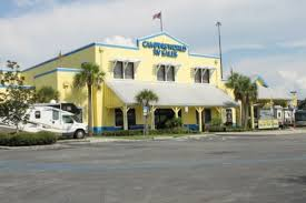 Camping World Of Tampa Is Off Interstate 4 In Dover Florida Come Visit Our 245 Acre Lot With Over 350 Campers For Sale And See Why We Are One The