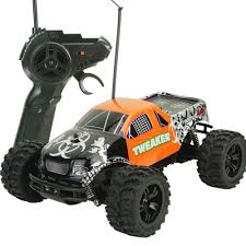 100 Monster Truck Rc 24GHz RC Car 118 Scale Off Road Racing Car 9112M