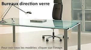 meuble de bureau d occasion achat mobilier bureau bureaux direction verre 2 achat meubles de