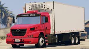 100 Gta 5 Trucks And Trailers MercedesBenz Atron 2324 For GTA