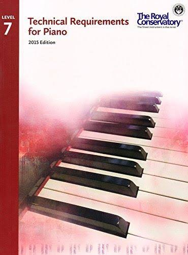 Technical Requirements for Piano Level 7 - Royal Conservatory