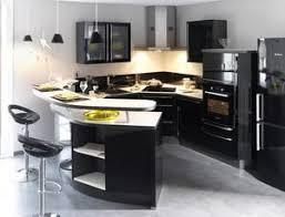modele de cuisine conforama modèle cuisine noir conforama
