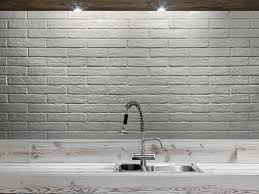 industrial style brick effect porcelain stoneware new york