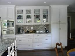 light grey walls white trim kitchen traditional with stainless