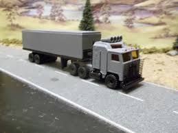 MATCHBOX KNIGHT RIDER Goliath Truck 1:80 - Kenworth - £39.99 ...