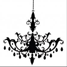 Crystal Chandelier Clipart