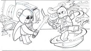 Cool Lego Ninjago Coloring Pages Of Awesome Print Snakes