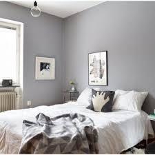 Gray Walls Bedroom Design Plush Scandinavian Decor With Grey Brown Furniture Decorations Room Decorating
