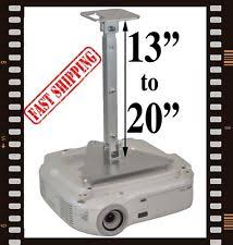 Epson Universal Projector Ceiling Mount Manual by Epson Projector Mount Ebay