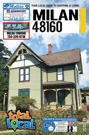 Total Local 2018-19 Milan MI Community Resource Guide By Total Local ...