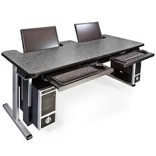 Diy Under Desk Cpu Holder by Multi Use Classroom Furniture Computer Furniture Tables Workstations