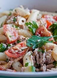recette de pate au thon salade de pâtes au thon recette légère pour ramadan