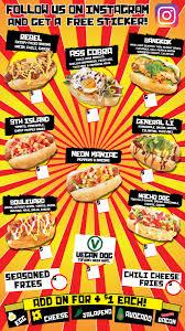 100 Vegas Food Trucks Truck Menu Hotdog Taco Lobster Las Dude Wheres