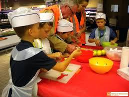 cuisine enfant carrefour atelier cuisine pour les enfants a