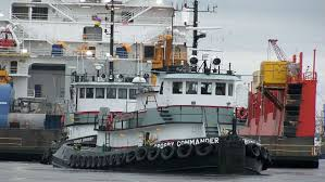 Tug Boat Sinks by Tug Sinks In Gulf Of Mexico