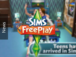 Sims Freeplay Halloween by The Sims Freeplay Teens Update Now Available Sims Community