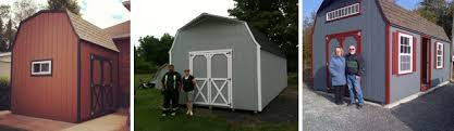 Mennonite Sheds Aylmer Ontario by High Barn Prefab Garden Sheds North Country Shedsnorth Country Sheds
