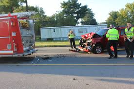Clarksville Police: Woman Rear-ends Fire Truck On Tiny Town Road ...