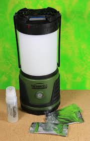 Thermacell Mosquito Repellent Outdoor Led Lantern by Thermacell Repellent Camp Lantern Review U2013 The Gadgeteer