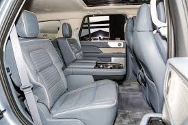 Used Honda Pilot With Captain Chairs by 2018 Lincoln Navigator First Look Review Motor Trend