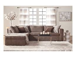 100 Best Contemporary Sofas Angora Casual Sectional Sofa With Chaise By Serta Upholstery At Rotmans