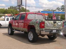 Duck Dynasty Trucks: Phil & Willie Robertson Truck - McKaig ...
