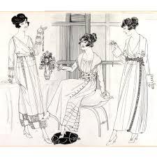 2 Florrie Westwood Fashion Design London 1918 Museum No E