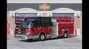 100 Fire Trucks Unlimited 2007 Spartan Crimson For Sale 1891 Trucks