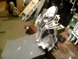 Spirit Halloween Animatronics 2014 by The Last Spirit Halloween Animatronic Of 2014 Youtube