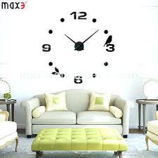 Unique Wall Clocks For Living Room Modern Classic Diamond Decorative