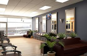 Barber Shop Interior Hair Salon Interior Design Ideas