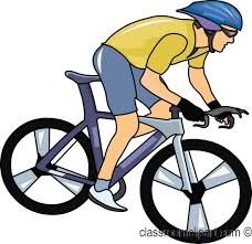 Bicycle Bikes Clipart Image 1
