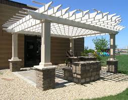 of Patio Town Burnsville Attractive Fiberglass Pergolas