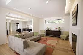impressive ideas family room lighting captivating recessed