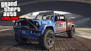 GTA Online - THE BEST OFF-ROAD TRUCK (Canis Kamacho) - YouTube Gallery 8 Best Off Road Vehicles Autoweek Off Road Trucks Sema 201342 Speedhunters 2018 Toyota Tacoma Trd Offroad Review Gear Patrol Best Vehicles 2014 Video Wheels About Battle Armor Heavy Duty Truck Accsories Designs Top 5 Resale Value List Of Dominated By Suvs Factory Equipped 12 4x4s You Can Buy Hicsumption What Is The New For Under 50k Ask Mr 15 Check Out 14 That Arent Jeep Wrangler Racing Image Kusaboshicom Nine The Most Impressive Offroad Trucks And I Drove A 43500 Chevy Colorado Zr2 It Was One
