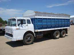 Ford Cabover Grain Truck | Steel Cowboys - Ford | Pinterest | Ford ...