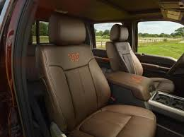 Picture Other 2015 F250 Super Duty King Ranch seats